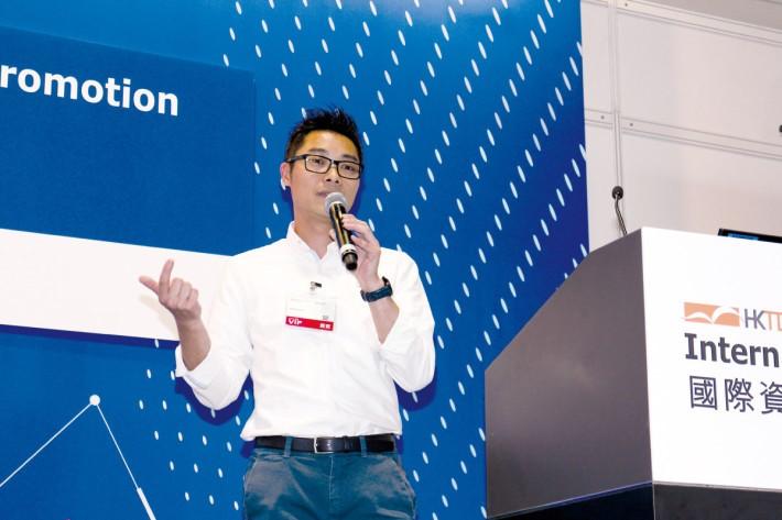 安展恒提出「5W」方法,讓企業問清楚做交社平台的目的及想收到的成效。