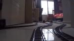 網友自製的 LEGO 火車模型,50 米的超車軌道,各位會否羨慕不已?