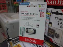 【場報】Type-C 手指初出 16GB 貴過 OTG 款