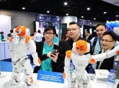 香港貿易發展局國際資訊科技博覽 捜羅最新技術及方案