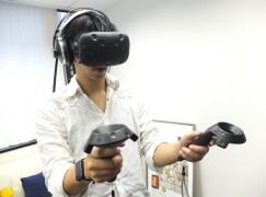 HTC VIVE 試玩初體驗
