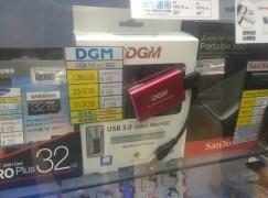 【場報】外置 SSD 都出埋 DGM 一味夠平