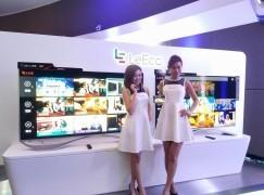 樂視新搞作 簽約 5 年送 4K 電視