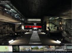 【開放參觀】Google Maps 360 度睇晒蝙蝠俠府邸!