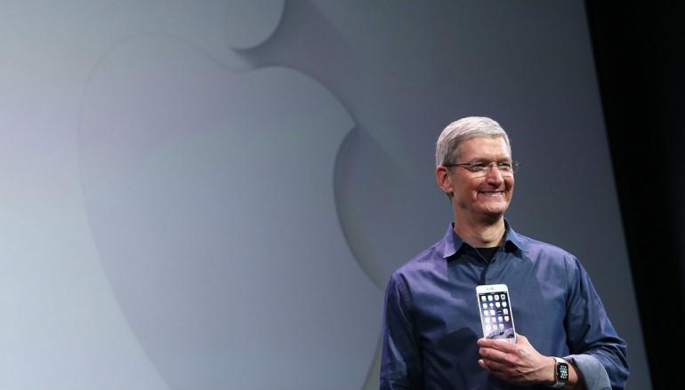 iPhone不似預期,Tim Cook:香港累事囉