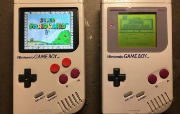 神改 Game Boy 加 Raspberry Pi 玩過百款遊戲冇難度