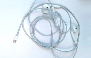 【再見 3.5mm】Lightning 耳機實物照曝光