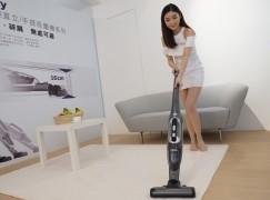 Bosch 新推可換電直立吸塵機勁過 Dyson