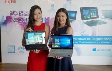 Fujitsu 版 Surface 有 4G、包底座搶商務客