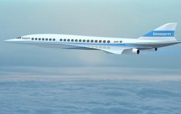 維珍超音速客機  6小時香港直飛三藩市