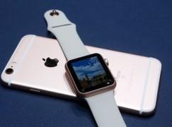 唔靠 iPhone  Apple Watch 將能完全獨立操作
