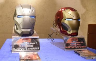 獵頭者聯盟!「Ironman MK 46」、「War Machine」藍牙喇叭登場