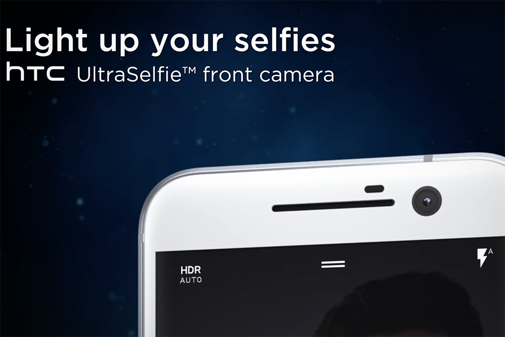 5MP 的 UltraSelfie 前相機,有 F1.8 大光圈及 UltraPixel 技術之外,更加入了 OIS 功能,成為首款前後相機均搭載 OIS 功能的智能手機。