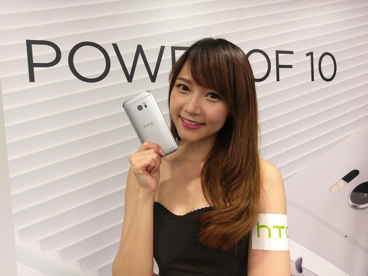 用 HTC 10 室內試相影Model,膚色表現唔錯,而雜訊不多,髮絲層次清晰。