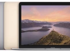 12 吋玫瑰金 MacBook 華麗登場