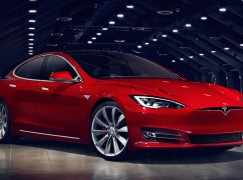 Tesla Model S 新改車頭、大燈設計 新增 HEPA空氣過濾系統