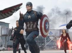 【影評無劇透】《美國隊長 3:英雄內戰》一吐烏氣