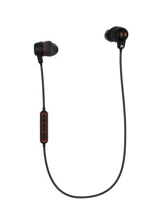 耳機上紅色 Under Armour Logo 十分之Sharp,亦有 Handsfree 功能。