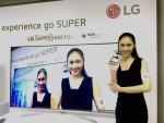 利用 LG TV Plus App 可以投映手機畫面至電視。