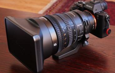 突破 30 分鐘時限 Sony 無反相機拍片無限制
