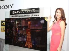 Sony 新 4K HDR 電視 22,000 入手
