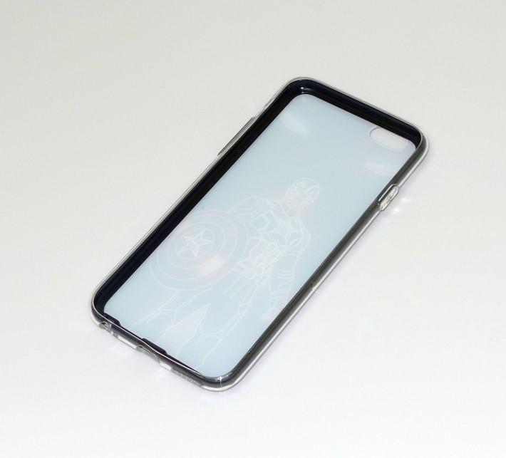 內裡設有「加強保護膠邊」,為大家部iPhone的邊框提供更全面保護性。