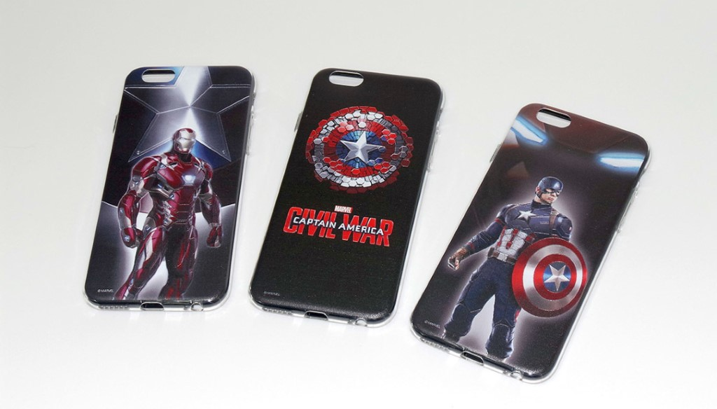 《美國隊長 3:英雄內戰》iPhone 保護殼食住個熱潮上市