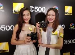 平玩旗艦功能Nikon D500上場