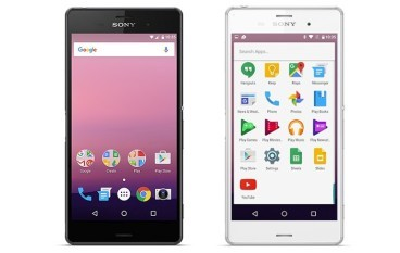 Xperia Z3 率先試玩Android N