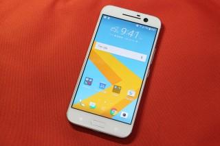 HTC 10正面睇,真係有幾分One A9的影子。