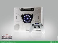 明撐 Iron Man? Microsoft 推 Xbox One Stark Industries 特別版