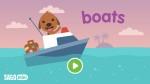 Sago Boats Screen