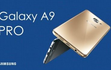 Samsung A9 Pro「加料」 國內率先開賣