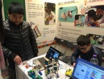 有學生設計智能IOT協助老師。