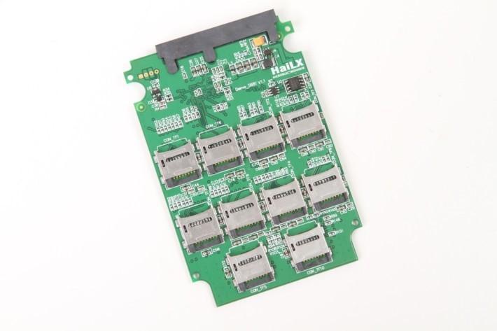 H1001A 轉換卡正面