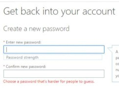 【你有冇用緊?】Microsoft 禁用常見密碼如「123456」