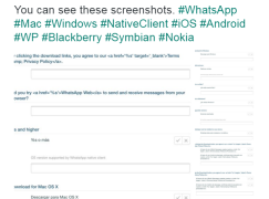 WhatsApp 靜靜雞推 PC /Mac App 取代網頁版 ?