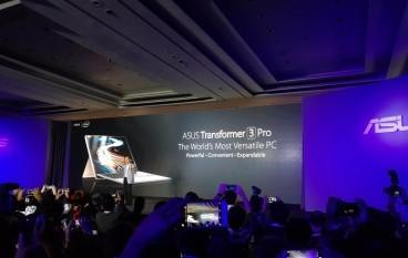 【似足Surface?】ASUS Transformer 3 玩 3K 屏幕