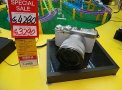 【場報】FUJIFILM 復古 X-A2 優惠價平一千