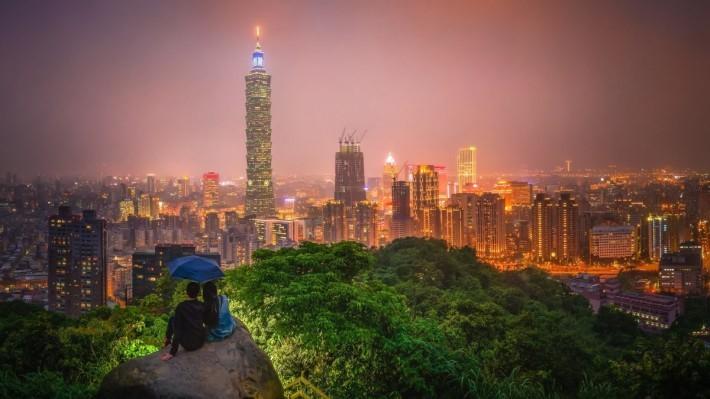 不一樣的台北。