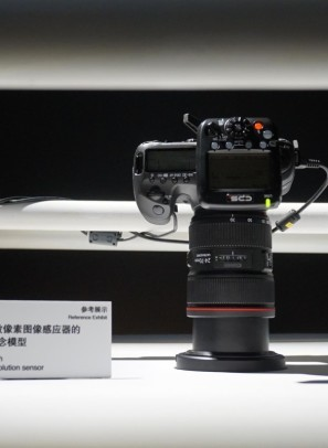 【億億聲】Canon 實景示範 1.2 億超高像素 Sensor