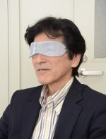 防止面容辨識眼鏡