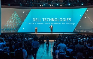 Dell EMC 全新名字示人