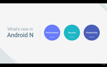 【Google I/O 2016】大家幫 Android N 改個靚名