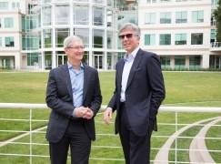 蘋果拍 SAP 推動流動商業軟件