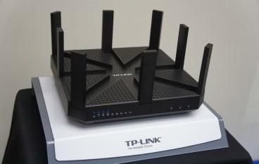 802.11ad 新制式殺到!TP-Link 首發 AD7200 極速 Router