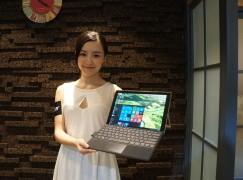 Acer Switch Alpha 12 無風扇玩 i7
