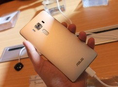 【Computex 2016】Asus ZenFone 3 系列手感現場試