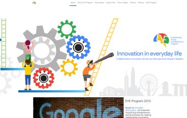 設三個創業主題 新一屆 Google EYE 開始報名