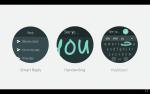 全新設計的訊息系統,帶來 3 種不同的回覆方法。